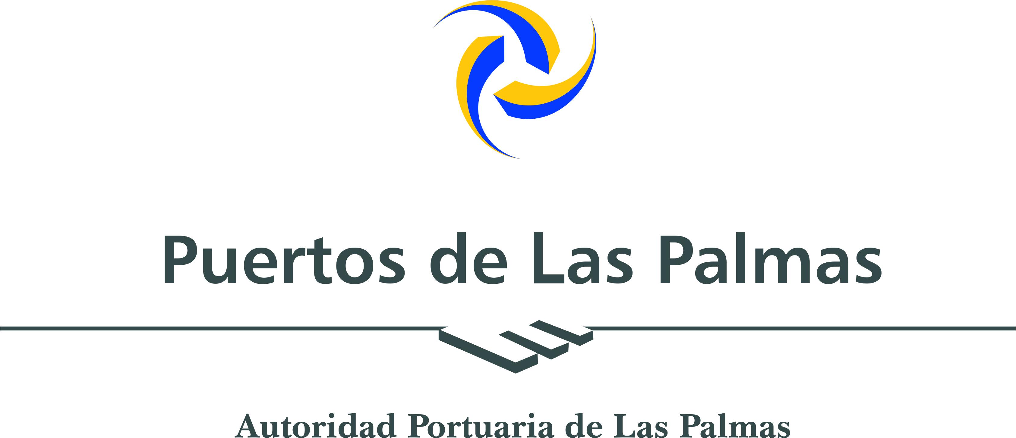 Logotipo de la Autoridad Portuaria de LP