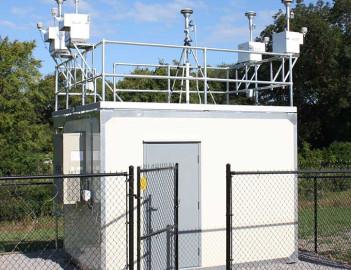 Estacion de Medida Calidad del Aire